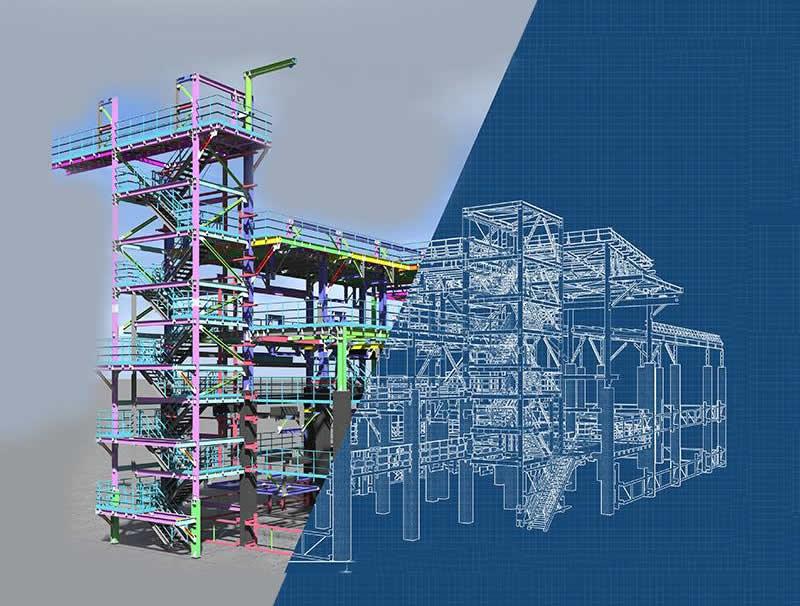 Utilização do BIM no Desenvolvimento de Projetos e Obras