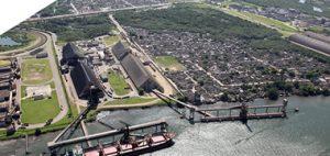 TEAG (Terminal de Exportação de Açúcar do Guarujá) e TEG (Terminal Exportador do Guarujá)