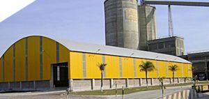 Fábrica de Cimento – Camargo Correa Industrial