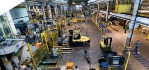 Fábrica de Usinagem de Aço – ARMCO