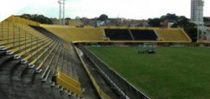 Estádio 1º de Maio – São Bernardo do Campo